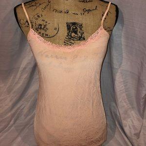 Jockey large slip camisole pink